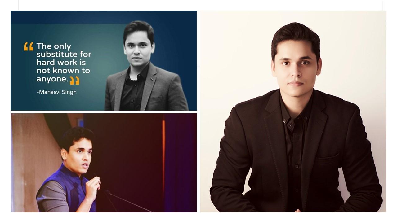 Manasvi Singh entrepreneur