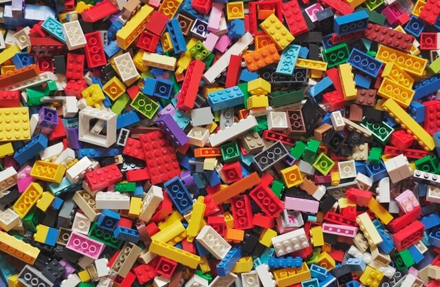 Lego on The strategy story
