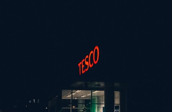TESCO – British Retailer that redefined Grocery Shopping